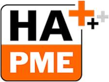 Logo HA plus PME