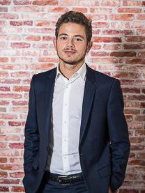 Portrait de Martin Latournerie, Chargé d'investissements et de portefeuille chez SGPA