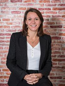 Portrait de Muriel Feraudet, Chargée de missions, Direction Générale SGPA