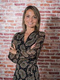 Portrait de Sandrine Lacassin, Office Manager chez SGPA