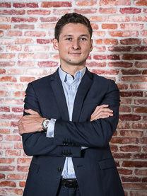 Portrait de Justin Bothner, Chargé d'investissements et de portefeuille SGPA