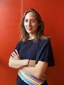 Portrait de Claire Onillon.